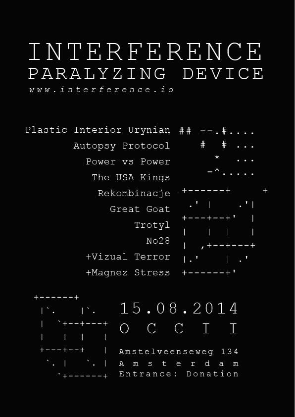 INTERFERENCE-PARALYZING-DEVICE